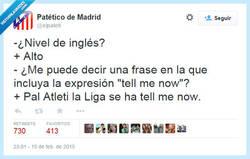 Enlace a La liga se le pone cuesta arriba al Atlético por @elpateti