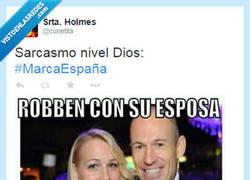 Enlace a Marca España... Por @cunetita