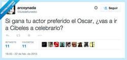 Enlace a Cuando lo gane Dicaprio, te digo que voy por @luisdefunesto