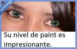 Enlace a Qué ojos tan bonitos tienes...