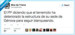 Enlace a Más reformas... por @moedetriana