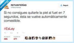 Enlace a Ahí es donde está la fibra, como en la fruta por @Retuinterias