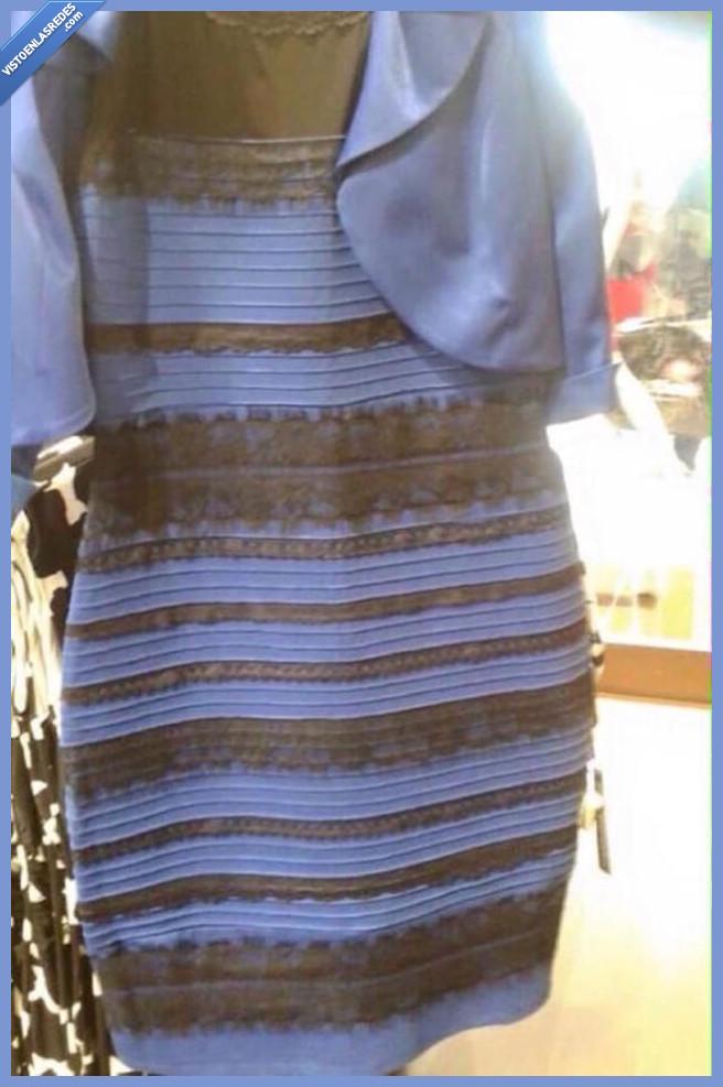 azul,blanco,color,dorado,gris,marron,negro,vestido
