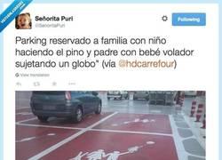 Enlace a Cada familia es un mundo por @SenoritaPuri