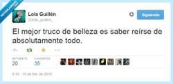 Enlace a Truquito de belleza infalible por @lola_guillen_