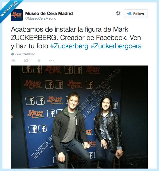 amparo baró,drama,facebook,madrid,mark zuckerberg,monedero,museo de cera,ni de lejos