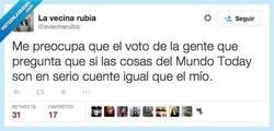 Enlace a Señora, que es una broma, no se altere por @lavecinarubia