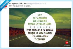 Enlace a La vida es aterradora por @LaAgenciaUSPCEU