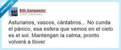 Enlace a Mantengan la calma por @Sith_Campeador