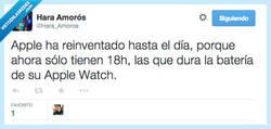 Enlace a Digamos que el Apple Watch tiene un problemilla... por @Hara_Amoros