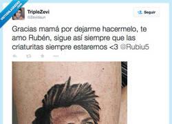 Enlace a Quiero creer que no es real lo de @Zevidaun
