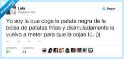 Enlace a Maldad en estado puro, y al punto de sal por @AguayoLola
