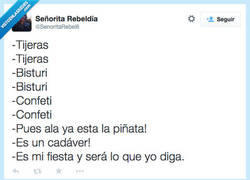 Enlace a PARTY JARD, PIPOL por @SenoritaRebel6