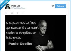 Enlace a Coelho el visionador, por @PepeWebosRepes