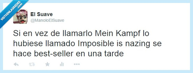408328 - Nada es imposible, por @ManoloElSuave
