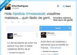 Enlace a Esto del odio hacia los catalanes está llegando demasiado lejos por @OriolRV