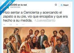 Enlace a ¿De qué cuento era esto, de la Biblia? por @acidotvideo