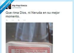 Enlace a Preciosos versos que uno ve en Murcia por @Veeeeelez