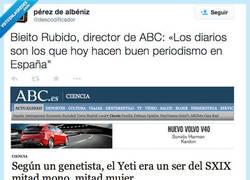 Enlace a Periodismo 'de calidad' por @descodificador