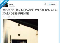Enlace a Los Dalton cuquis, por @crow_ley