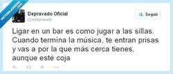 Enlace a Cuando quitan la música por @redepravado