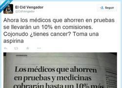 Enlace a La sanidad retrocede 50 años por @CidVengador