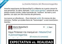 Enlace a Marchando una ración de #leoncomegamba