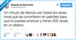 Enlace a Vaya gasto de cadáveres por @espadadamocles