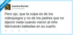 Enlace a El culpable por excelencia por @JuanmaGNava