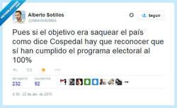 Enlace a Cumpliendo con lo que se proponen por @AlbertoSotillos