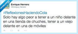 Enlace a Agotadores de paciencia por @Enrique_Herrero