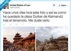 Enlace a Los efectos de la devastación por @leomuyloco