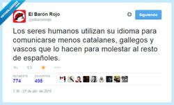 Enlace a O eso dicen algunos... Por @elbaronrojo