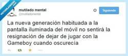 Enlace a Las nuevas generaciones no lo comprenderán por @mutiladomental