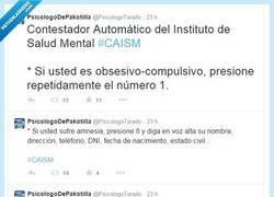 Enlace a Instituto de Salud Mental ¿Dígame? por @PsicologoTarado