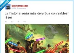 Enlace a Así habría sacado un 10 en Historia por @Sith_Campeador