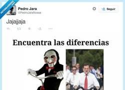 Enlace a Encuentra las diferencias por @PedroJaraNossa