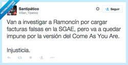 Enlace a Eso sí que es de cárcel y pena capital por @San_Tipatico