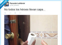 Enlace a Superhéroes de andar por casa por @Fac_Moreno