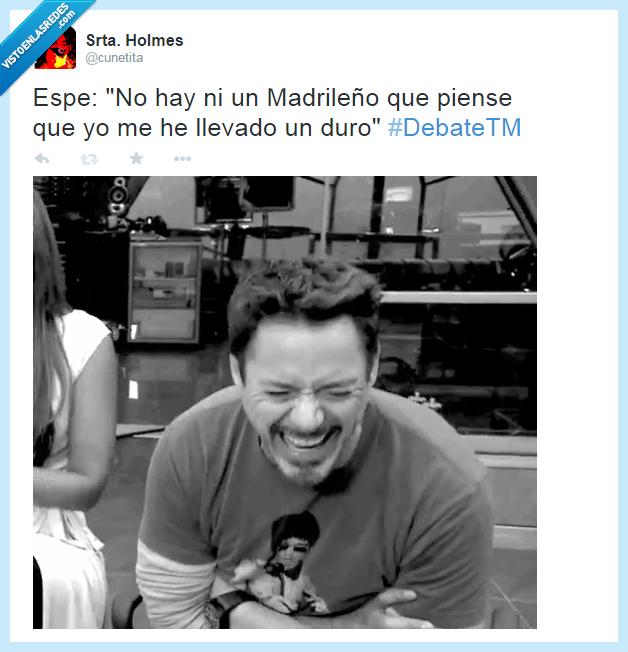 campaña,debate,electoral,españa,Esperanza Aguirre,partido popular,política,robar,twitter