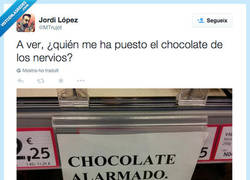 Enlace a ¿¡Qué le habéis dicho?! por @MTrujot