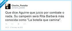 Enlace a Canción de Aguirre y fuego por @Chacho_pastafar