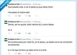 Enlace a Os traemos el traductor de Español - Andaluz definitivo con @AndaluzAlDia_