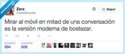 Enlace a Perdona eh, es que es estoy pendiente de un tema urgente (pasar de ti) por @zaradenutella
