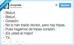 Enlace a El Dr. Refranes por @luisdefunesto