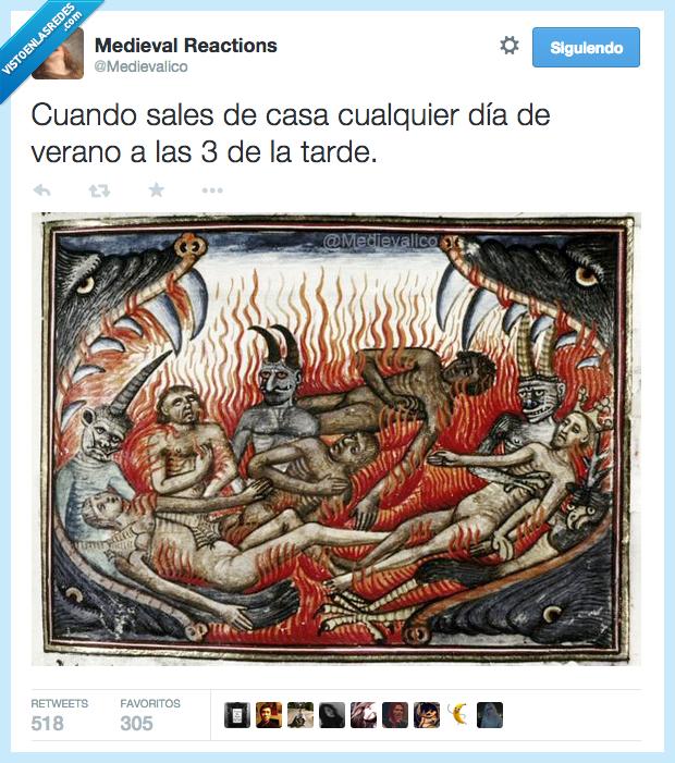 3,calor,casa,cuadro,cualquier,cuando,demonio,dia,fuego,ilustracion,medieval,mediodia,sales,salir,tarde,terrible,tres,verano