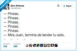 Enlace a Hazme compañía, anda... por @donarfonzo