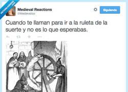 Enlace a ¡Gira, gira, oe oeeeeee! *crack articulaciones* por @Medievalico