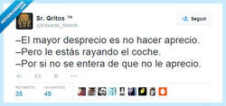 Enlace a El mayor desprecio... por @Edvardo_Munch