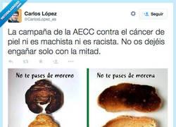Enlace a La gente ve racismo y machismo en cualquier lado ya por @CarlosLopez_es